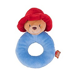 Paddington Bear - Ring Rattle