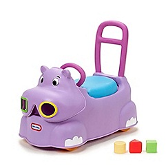 Little Tikes - Scoot Around Animal Ride On - Hippo