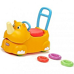 Little Tikes - Scoot Around Animal Ride On - Rhino