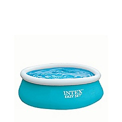 Intex - 6' Easy Set Pool