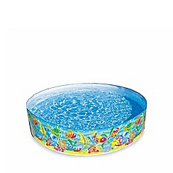 Intex - 6' ocean play paddling pool