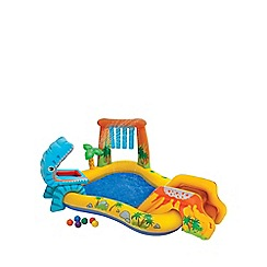 Intex - Dinosaur play centre paddling pool