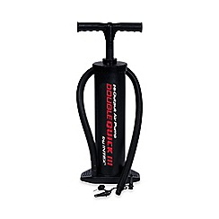 Intex - 19' double quick air pump