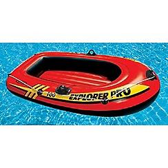 Intex - Explorer pro 100 boat