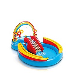 Intex - Rainbow ring play centre