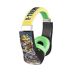 Teenage Mutant Ninja Turtles - Kids Safe Headphones