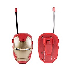 The Avengers - Ironman Moulded Walkie Talkie