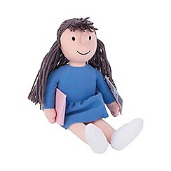 Roald Dahl - Matilda soft toy