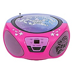 My Little Pony - CD Boom Box