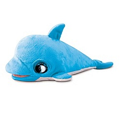 iMC Toys - Holly the interactive plush dolphin