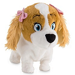 iMC Toys - Lola the interactive plush dog