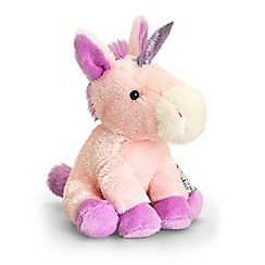 Keel - Sparkles - Unicorn soft toy