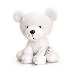 Keel - 14cm Pippins Plush - Polar Bear