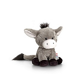 Keel - 14cm Pippins Plush - Donkey