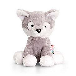 Keel - Storm - Husky soft toy