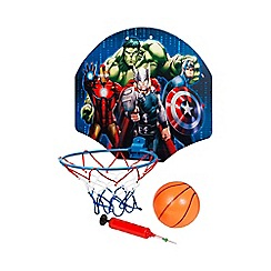 The Avengers - Assemble Basketball Game Set