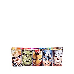 The Avengers - 50 Piece Colouring Pencil Tin