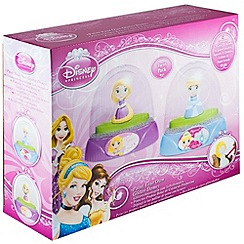 Disney Princess - 2 Pack Glitter Dome