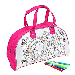 Disney Princess - Colour Your Own Weekender Bag