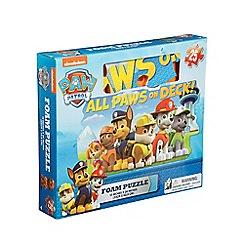 Paw Patrol - Foam Puzzle