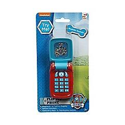 Paw Patrol - Flip top phone