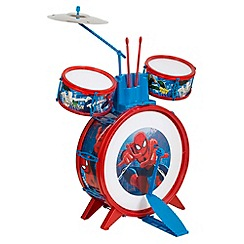Spider-man - Large Drum Kit