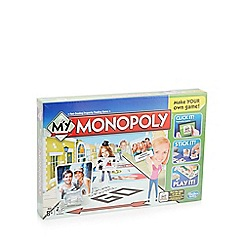 Hasbro Gaming - Personalised monopoly game
