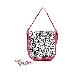 My Little Pony - Colouring in messenger bag