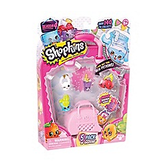 Shopkins - 5 pack series 4