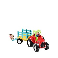 Early Learning Centre - Happyland Lights and Sounds Farm tractor
