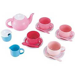 Early Learning Centre - Tea Set - Pink and Blue