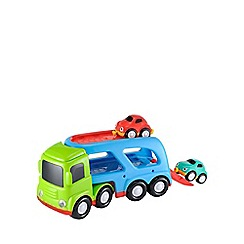 Early Learning Centre - Whizz World Car Transporter