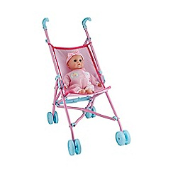 Early Learning Centre - Cupcake baby with Stroller