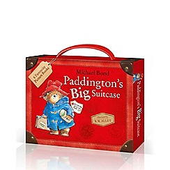 Paddington Bear - Big Suitcase