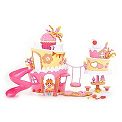 Lalaloopsy - Mini Super Silly Party Musical Cake Playset