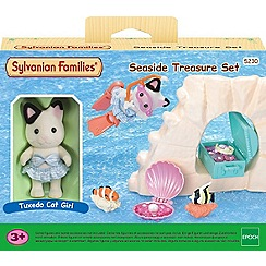 Sylvanian Families - Seaside treasure set