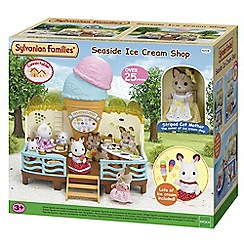 Sylvanian Families - Seaside ice cream shop