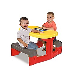 Smoby - Cars Picnic table