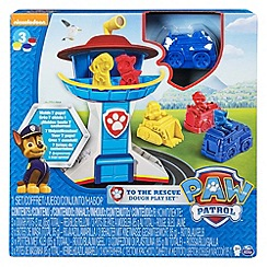 Paw Patrol - To The Rescue Dough Play Set