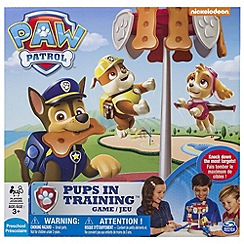 Paw Patrol - Pups In Training