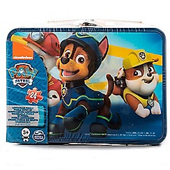 Paw Patrol - Lenticular Puzzle in Mini Tin with handle