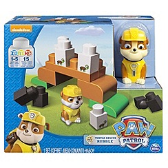 Paw Patrol - Turtle Rescue Rubble