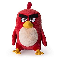 Angry birds - 12' Plush Red With Sound