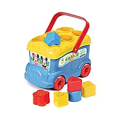 Disney - Mickey Shape Sorter Bus