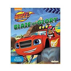 Parragon - Blaze of glory storybook