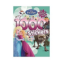Disney Frozen - 1000 Stickers activity book