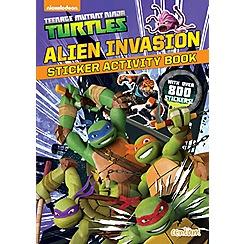 Teenage Mutant Ninja Turtles - 1000 Sticker Book
