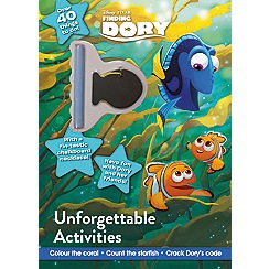 Disney PIXAR Finding Dory - Unforgettable Activities