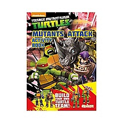 Teenage Mutant Ninja Turtles - Activity book