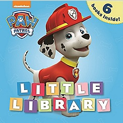 Paw Patrol - Little Library